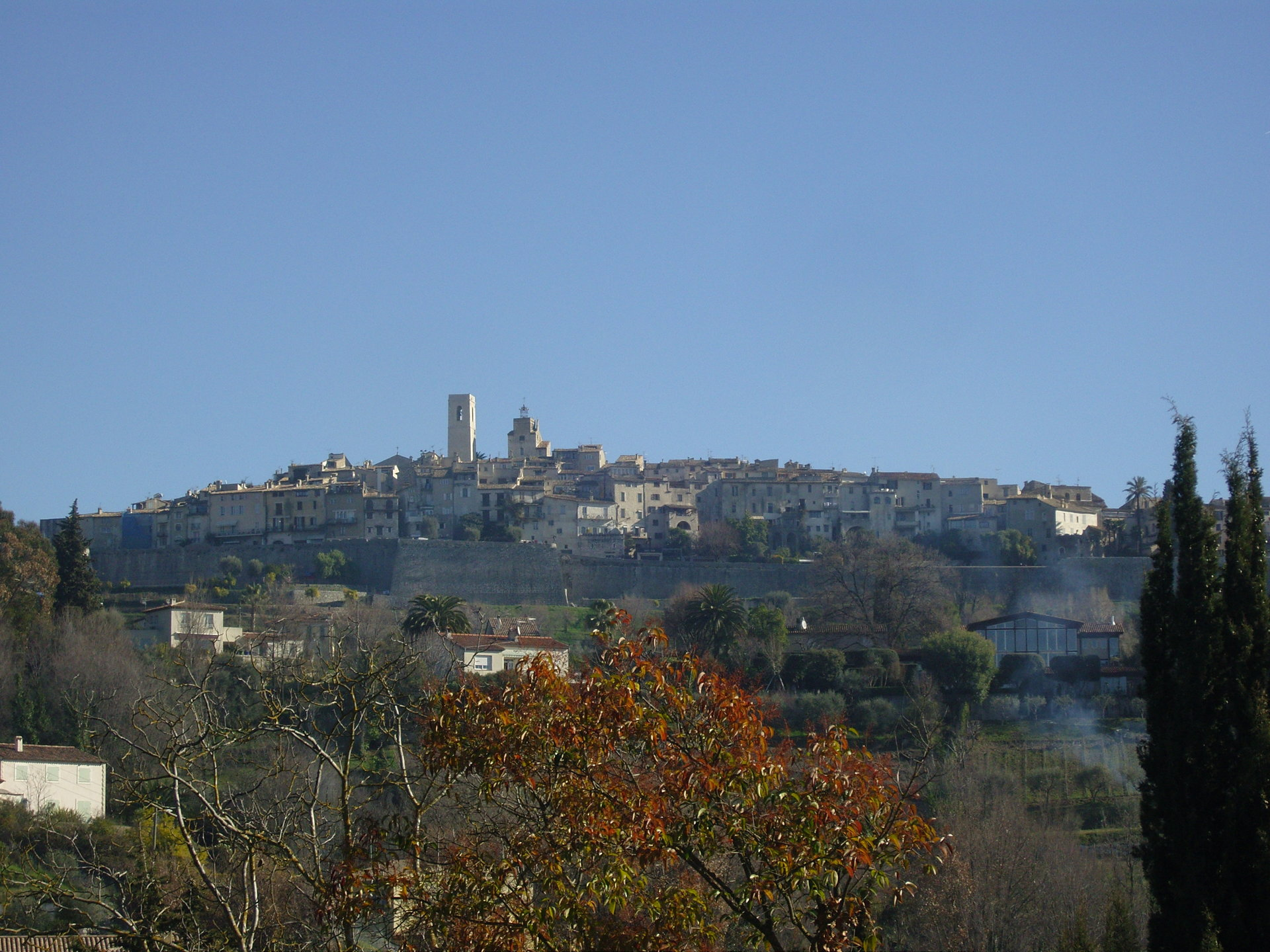 A Saint-Paul Proche village