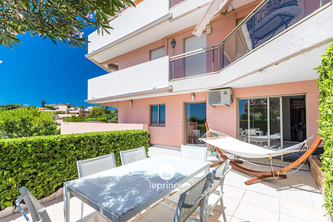 Nice Ouest / Lanterne - 3 Rooms Sea View-Terrace Cellar and Garage