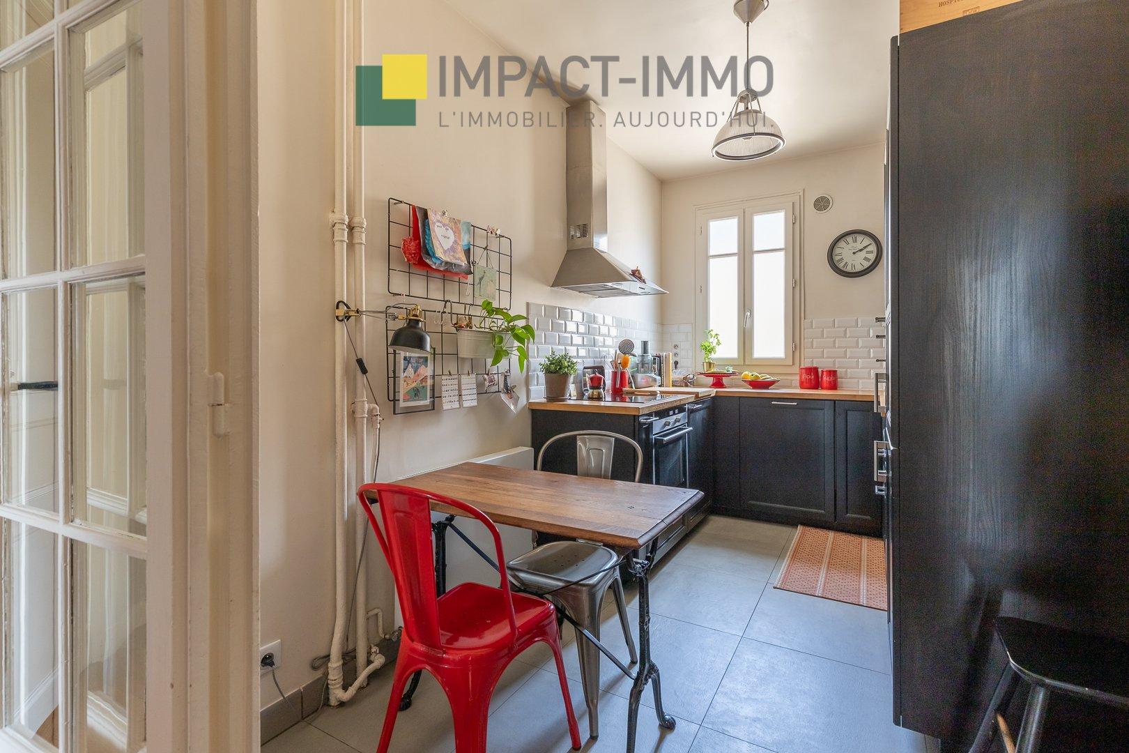 Vente Appartement - Courbevoie Bécon