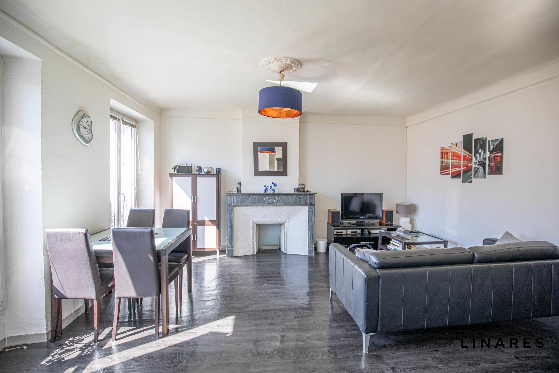 LE VAUBAN - Appartement de type 2 de 38 m2 13006 Marseille