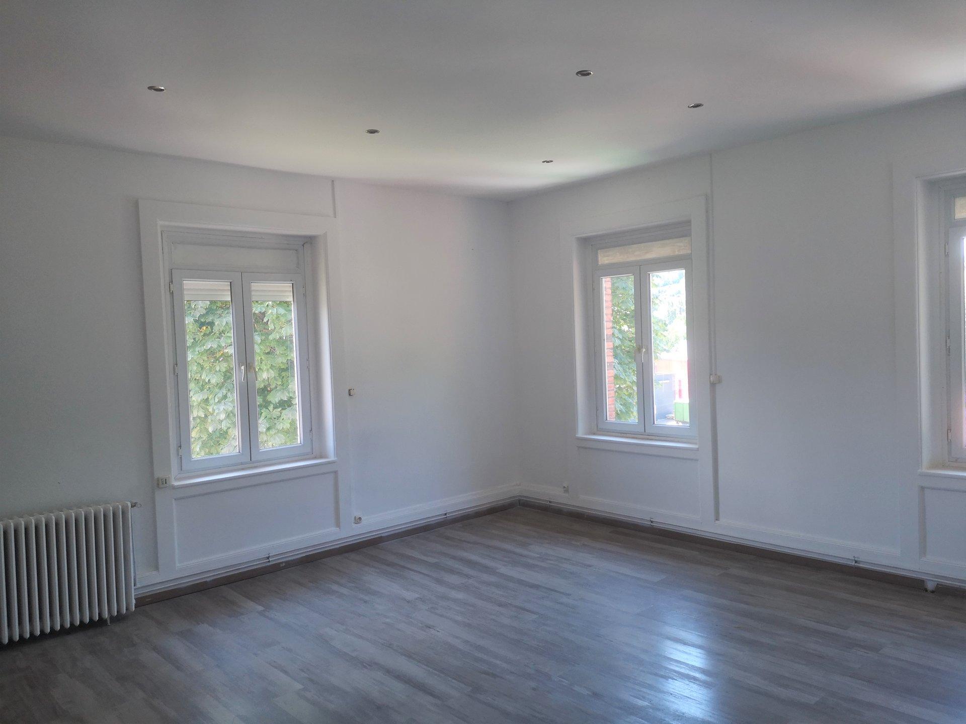 Appartement 116m² Jardin et garage