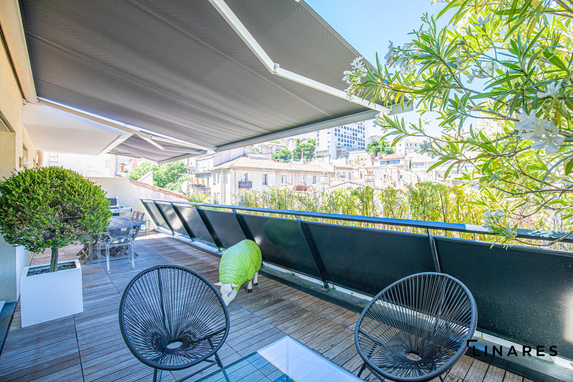 Rental Apartment - Marseille 6ème Vauban
