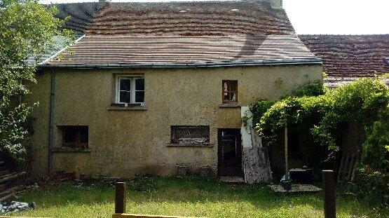 Grande maison de village avec terrain proche foret