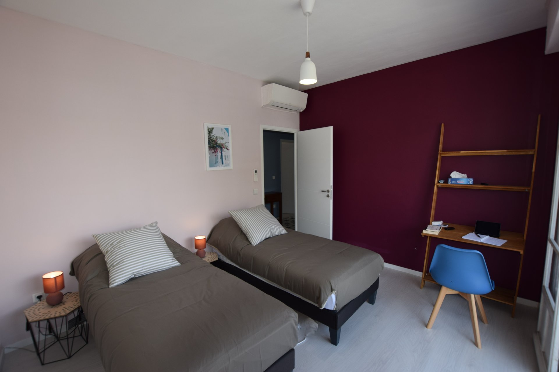 Apartment for long (court) term rent
