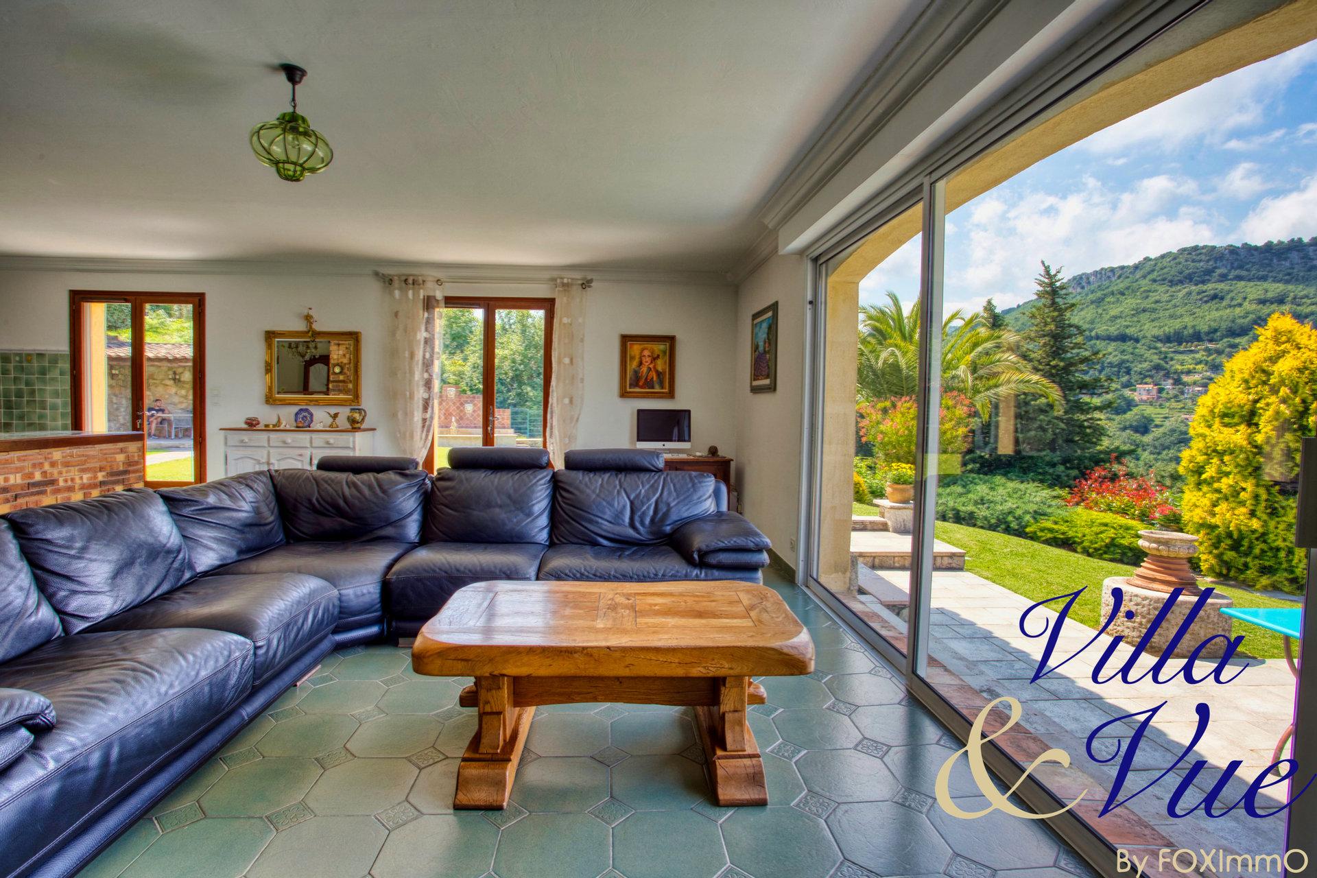 Villa  5P de 160 m² avec vue panoramique au calme absolu