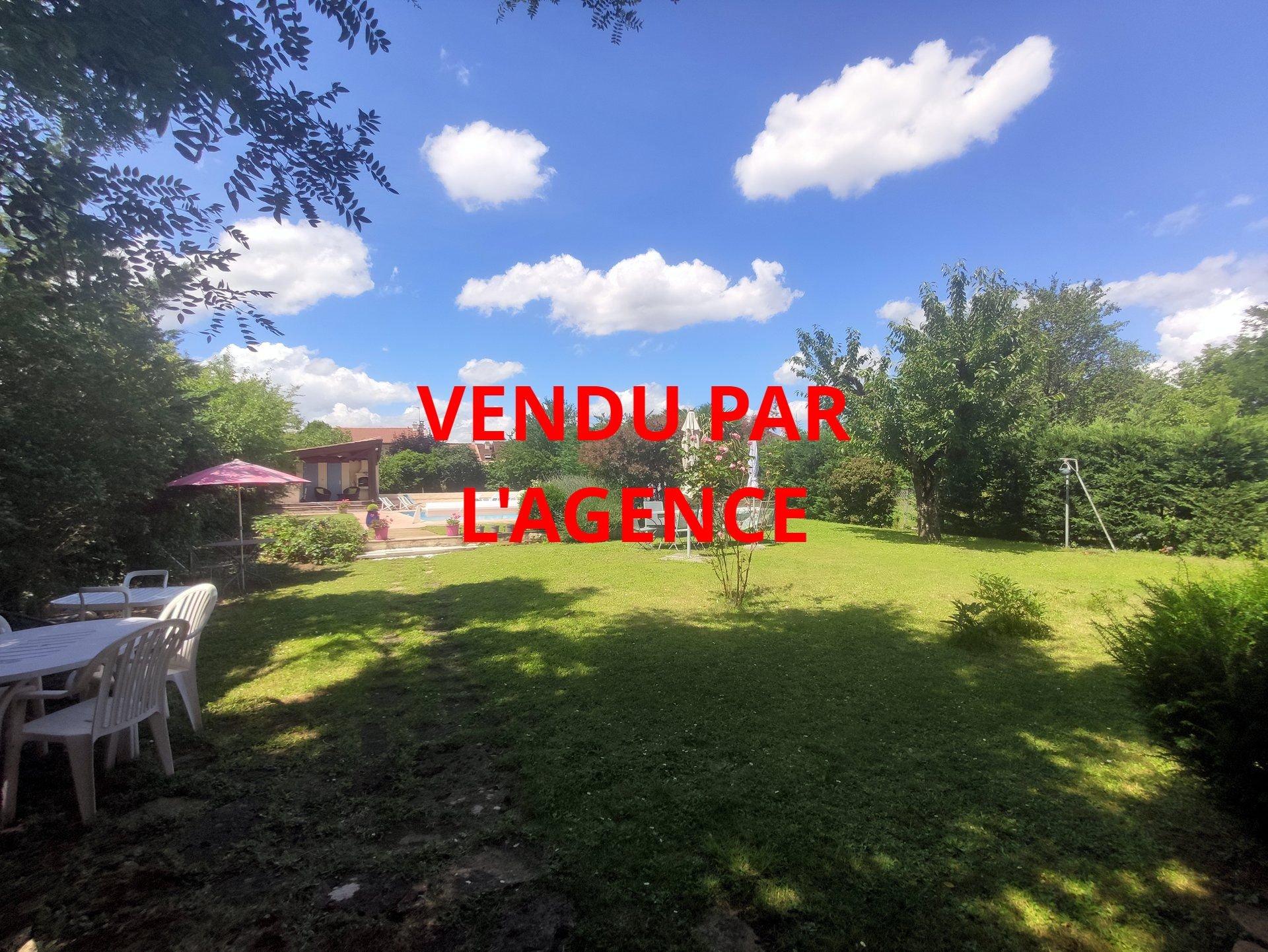 LYON 5è MAISON 221 m² / TERRAIN 1500 m² - SOUS COMPROMIS -