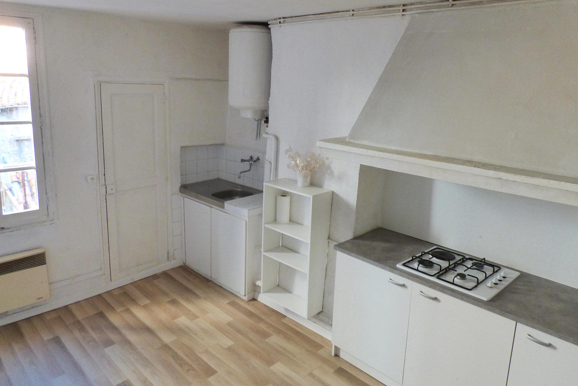 Appartement 2/3 pièces centre Grasse