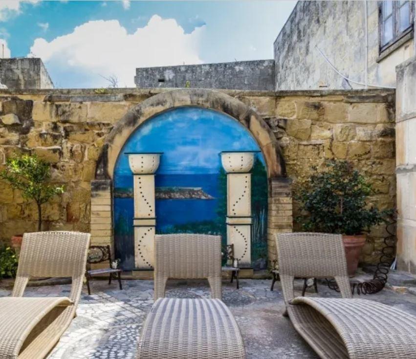 Malte belle villa ancienne