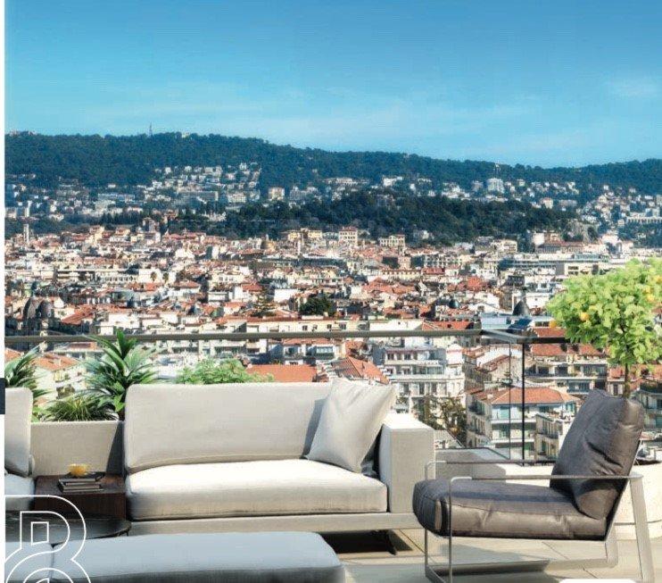 Sale Apartment - Nice Baumettes