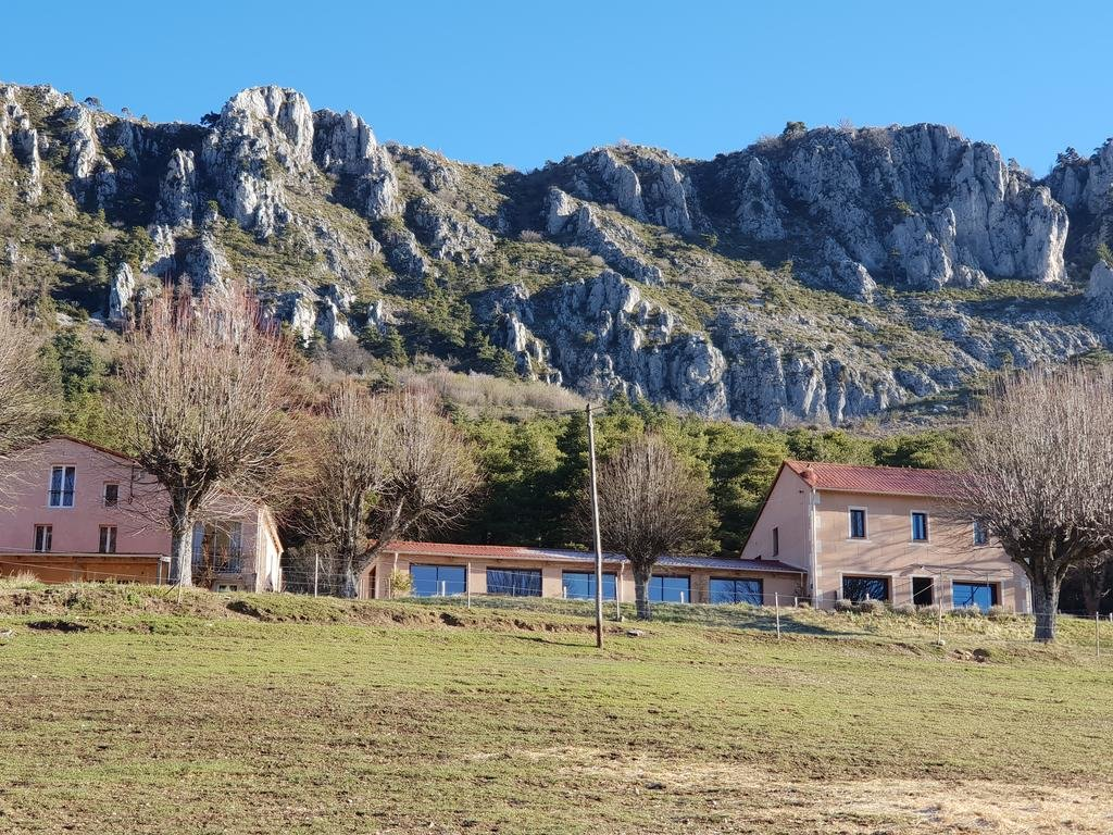 Propriété de 7 hectares à Séranon