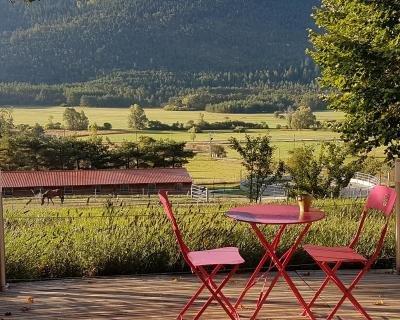 7 hectare property in Séranon
