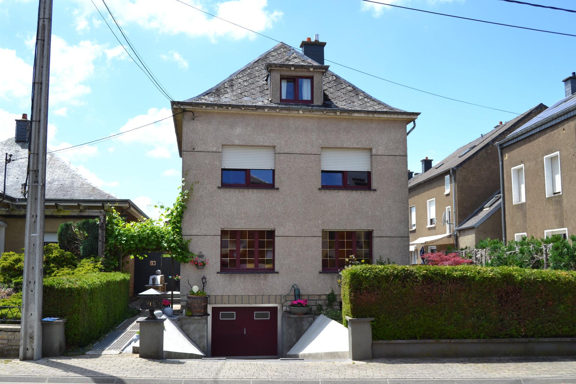 Spacieuse maison 4 façades à Athus