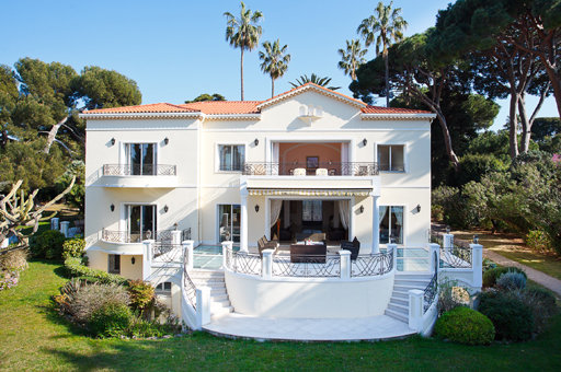 VILLA WITH PANORAMIC SEA VIEW CAP D'ANTIBES