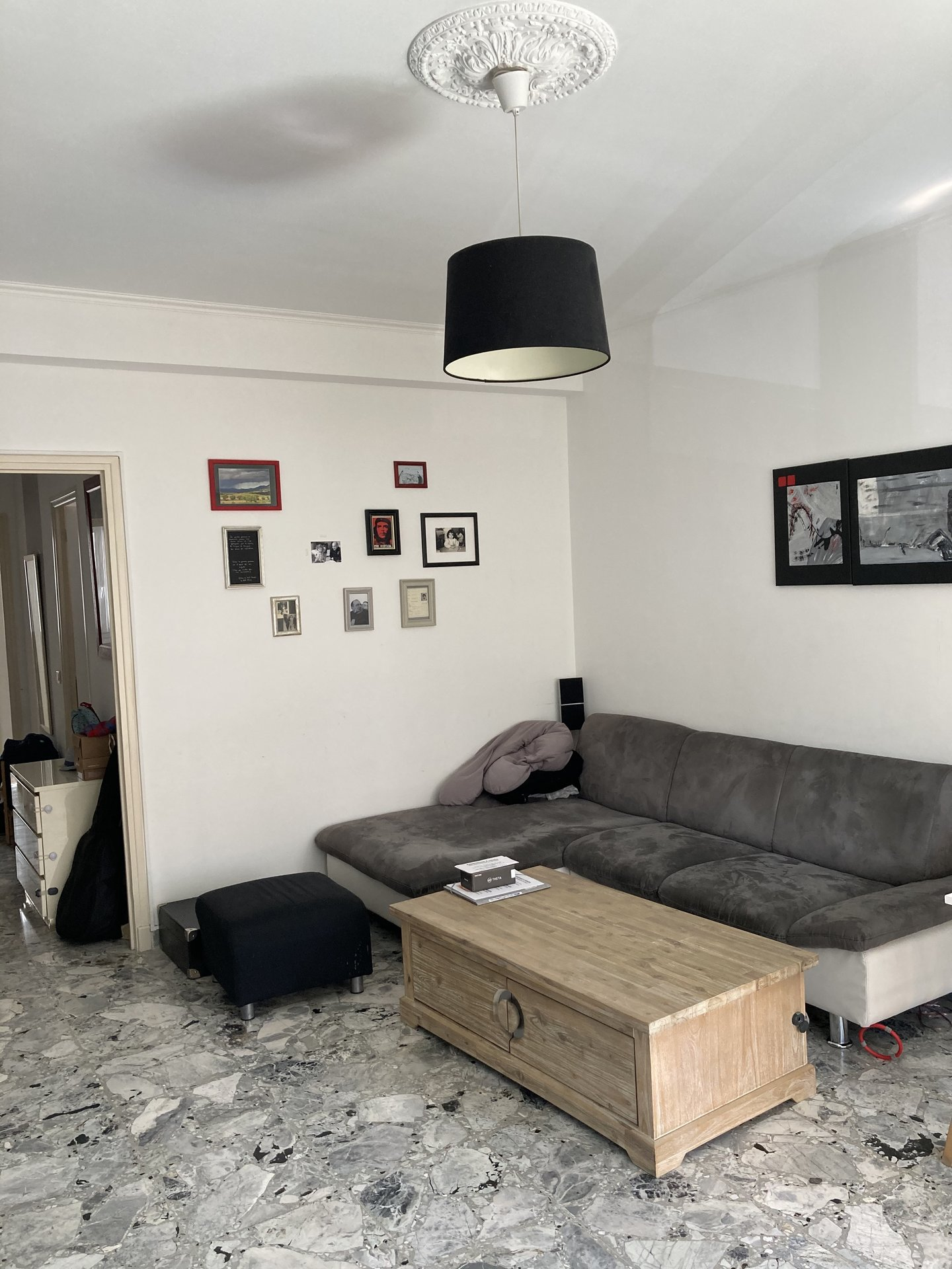 appartement 3 pièces + terrasse / cave / parking sécurisé privatif