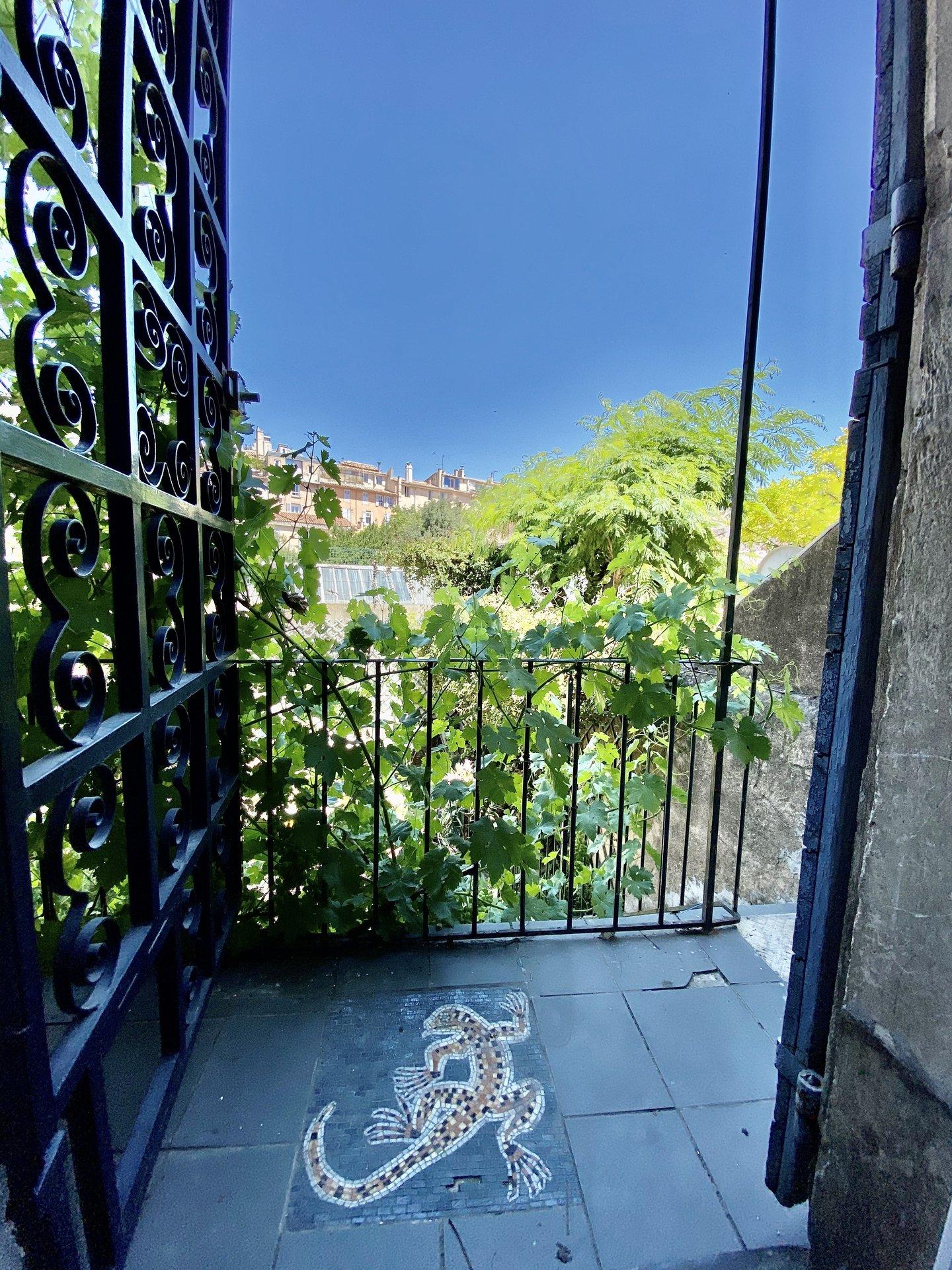 Grand T3 Jardin / Centre historique Aix