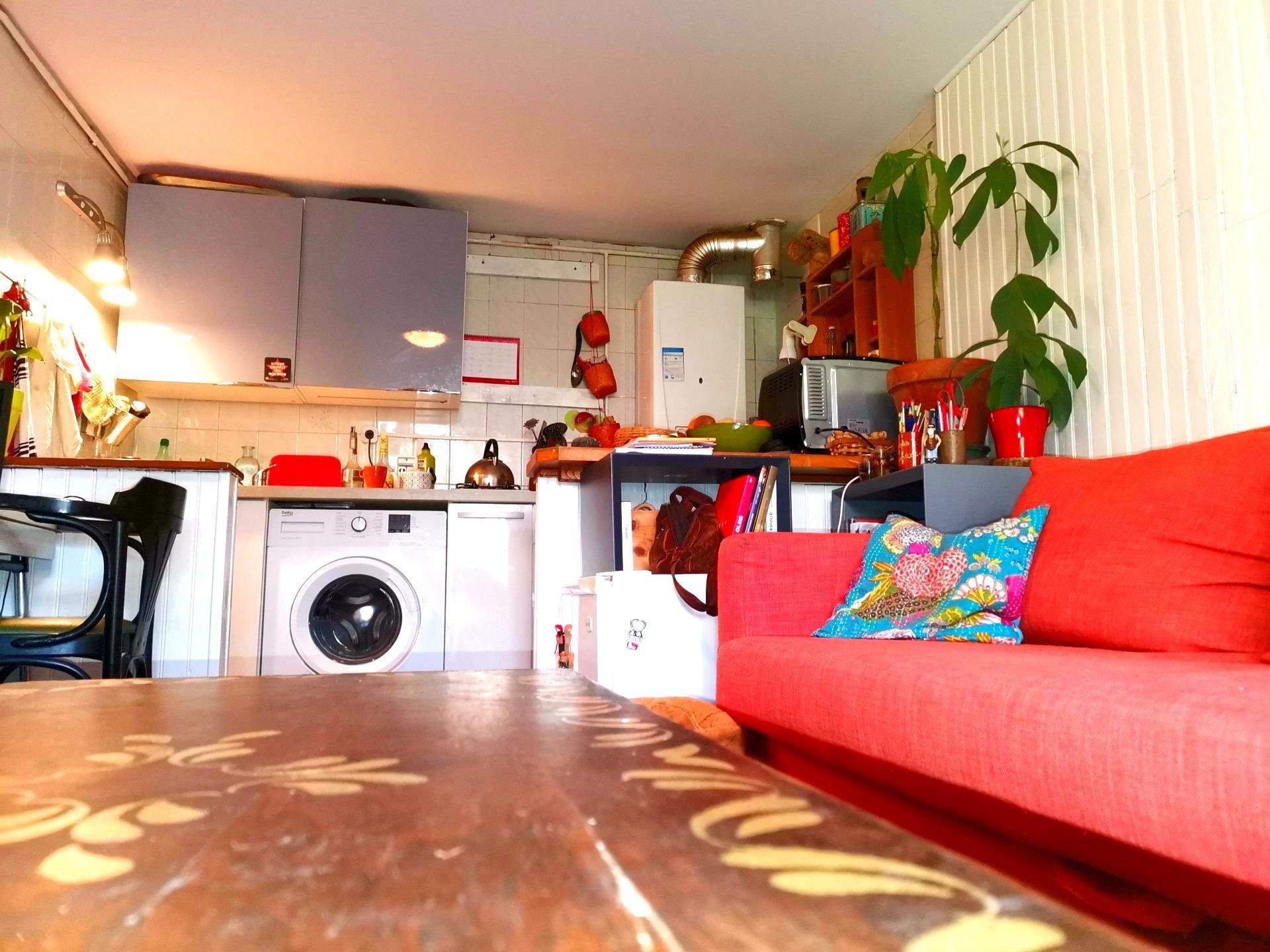 INVESTISSEMENT LOCATIF / T2 Jardin / BONNEFOY