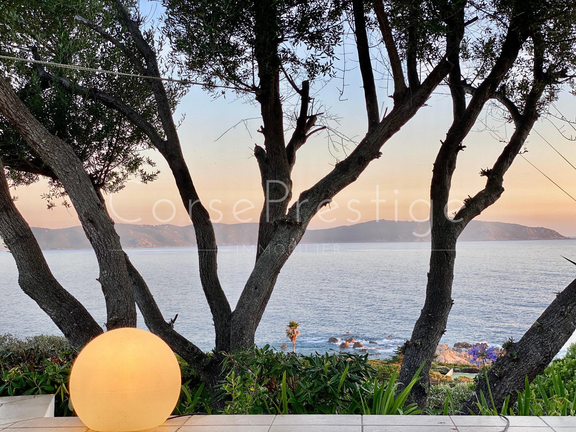 villa de charme en corse - rive sud du golfe d-ajaccio image1