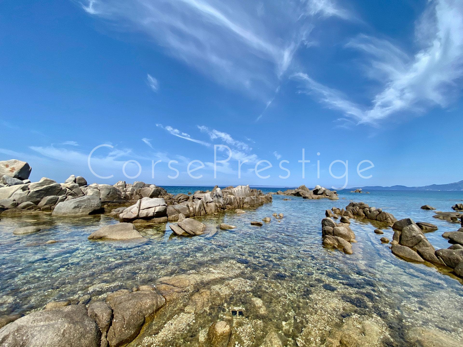 charming villa - bay of ajaccio - la castagna image3