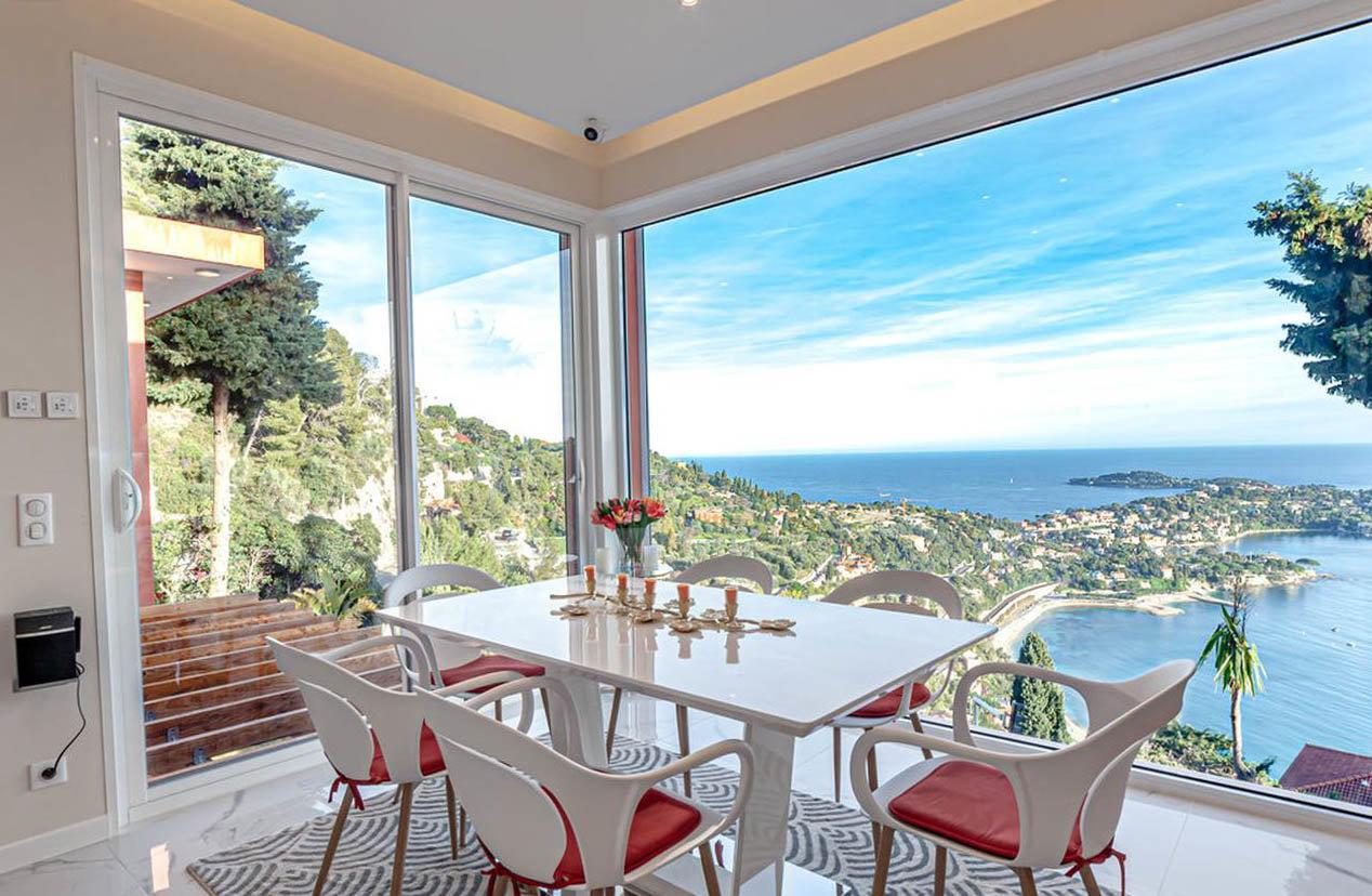 Modern villa - Villefranche-sur-Mer