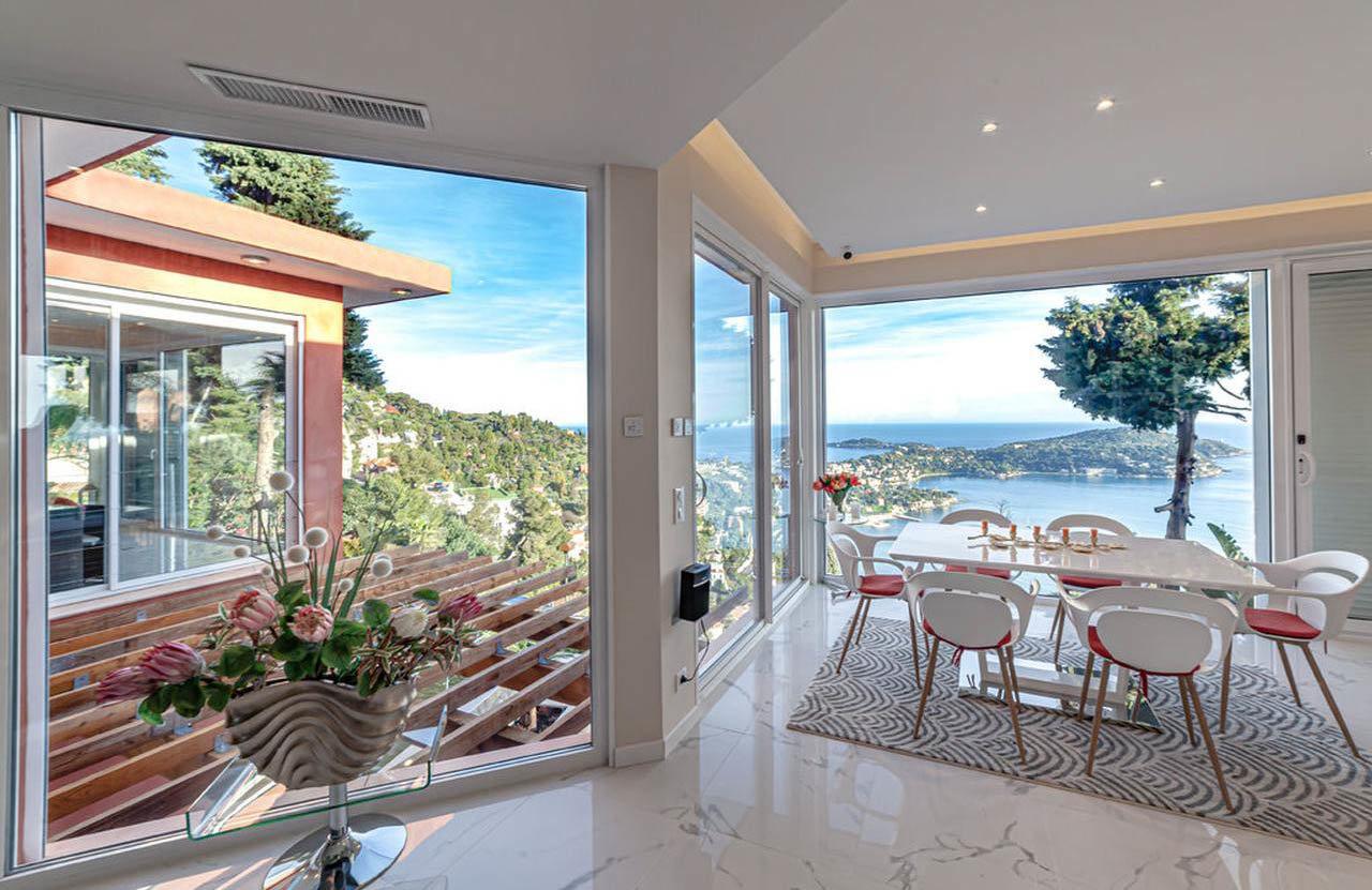 Villa moderne - Villefranche-sur-Mer
