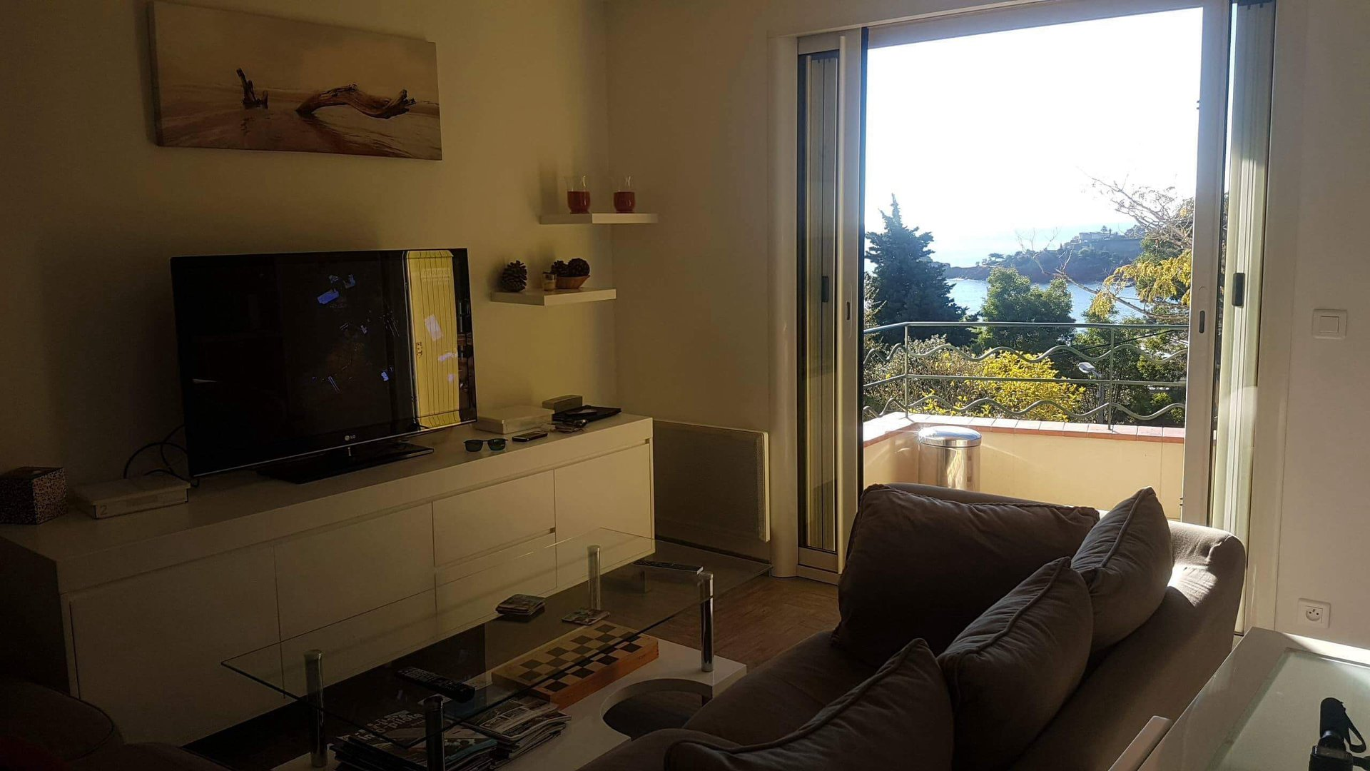 3 ROOM'S APARTMENT IN DUPLEX 59,86 m² WITH SEA VIEW