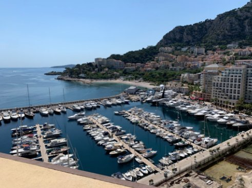 5 Rooms apartment Fontvieille