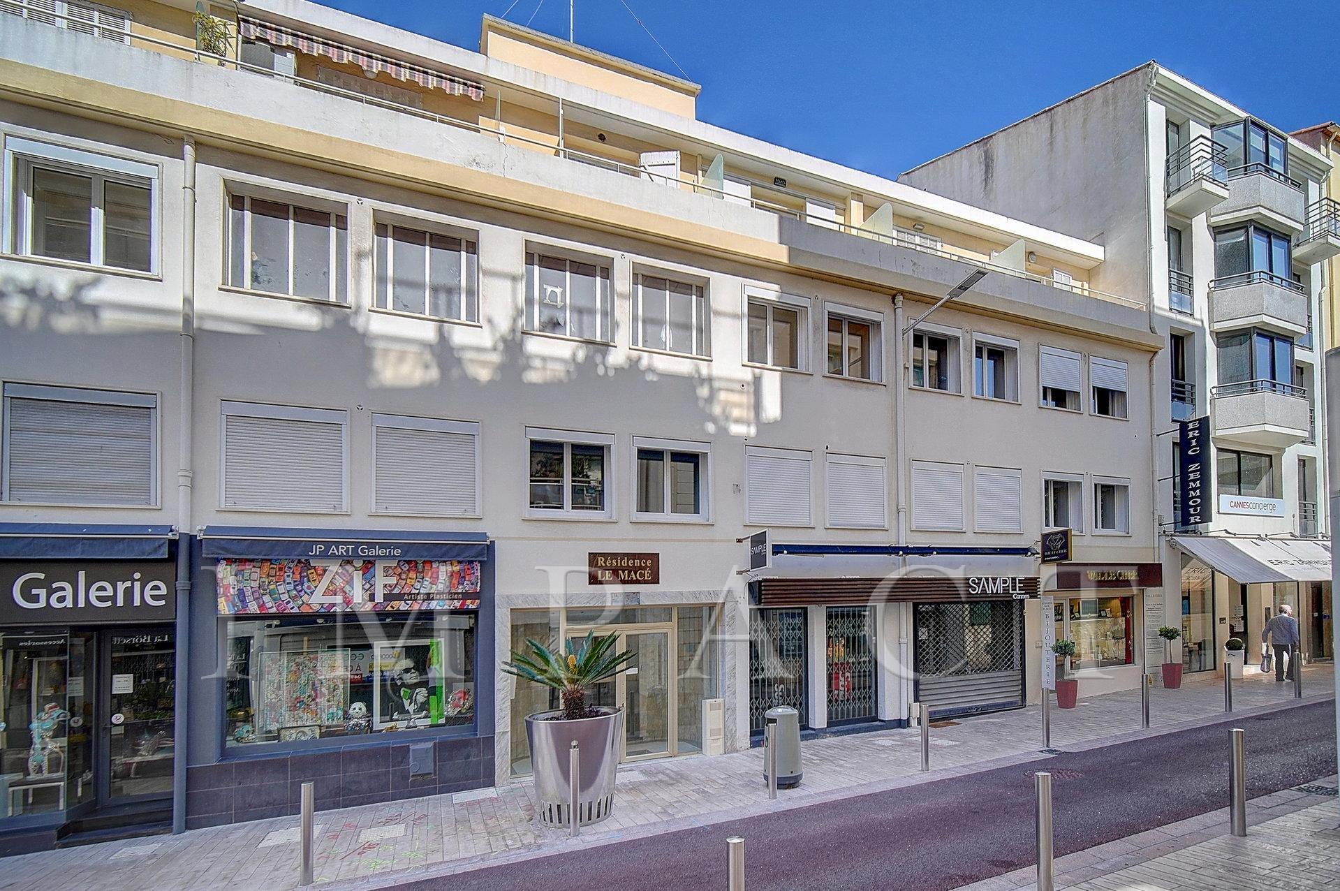 Studio à la location saisonnière Cannes Centre