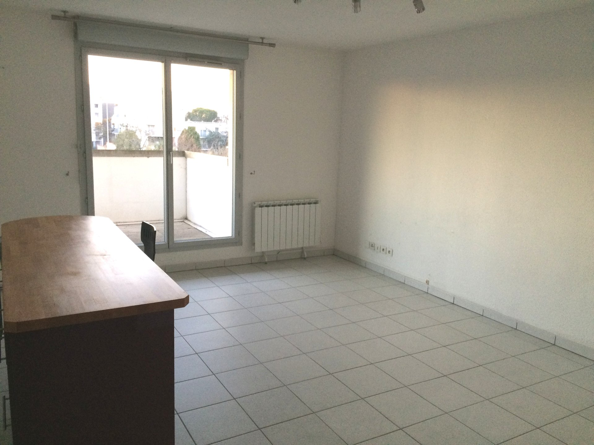 Appartement T2 - 37 m² - TOULOUSE ROUTE DE SEYSSES