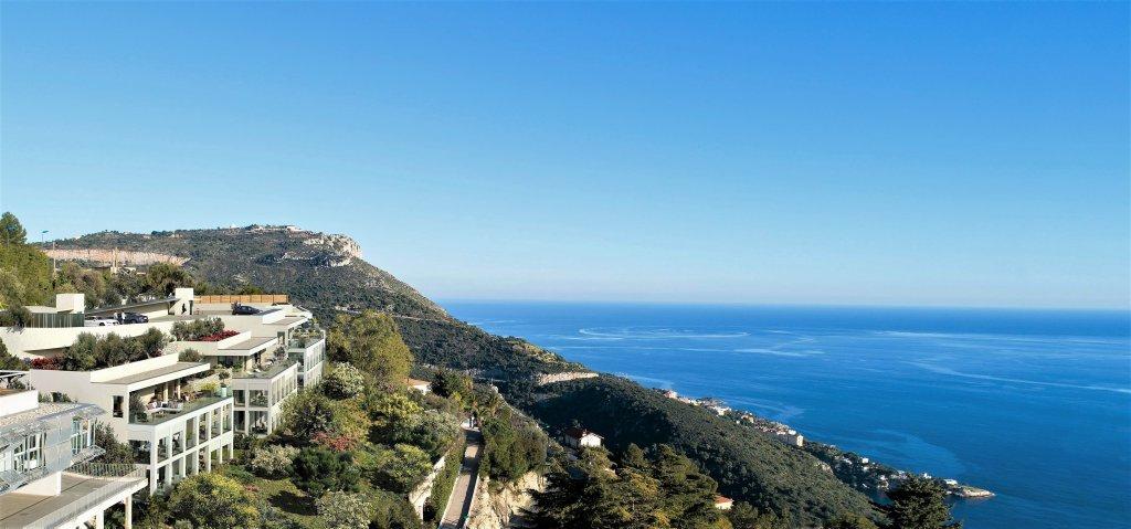 3:a med stor terrass och fantastisk havsutsikt -  Èze