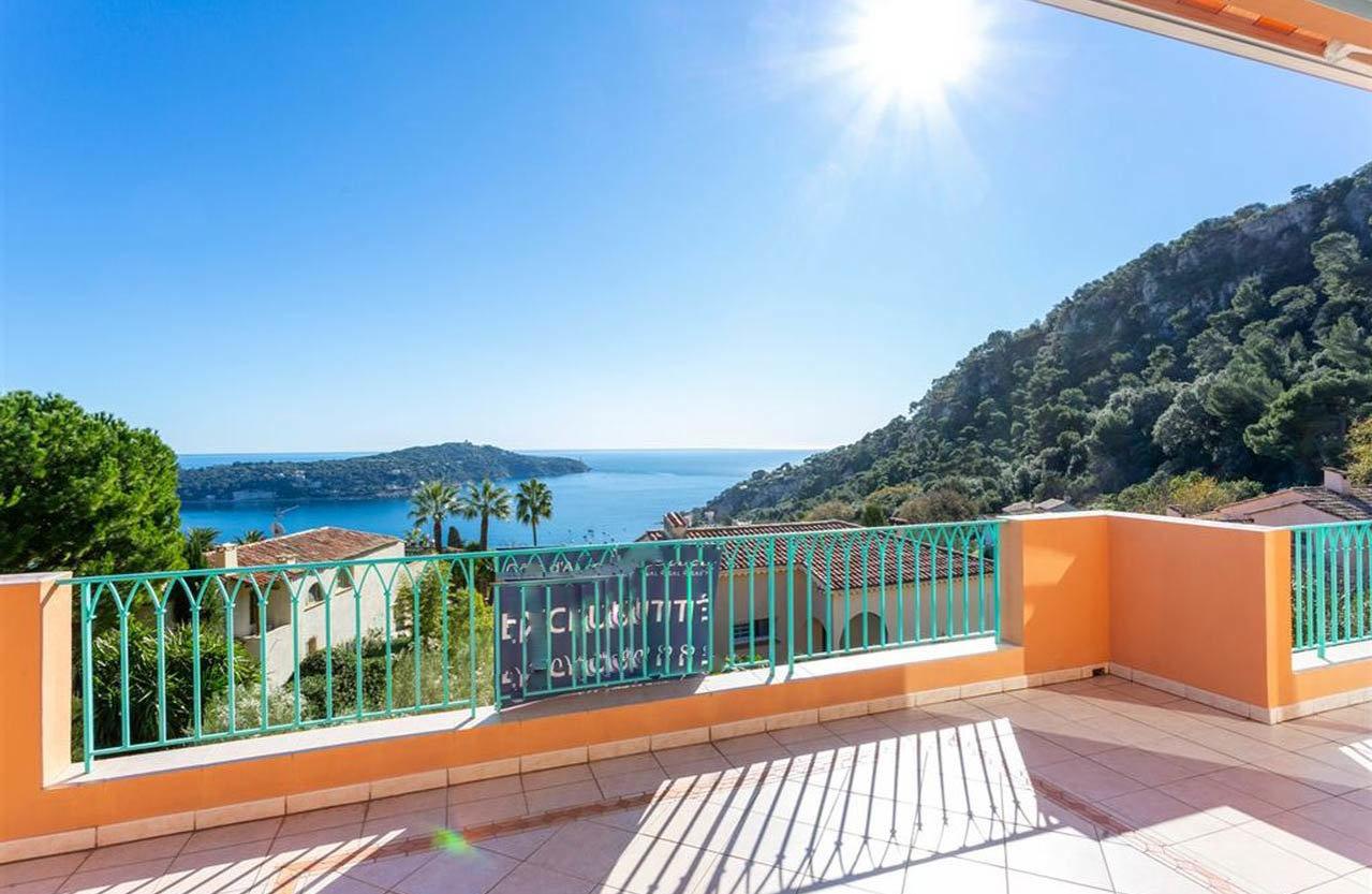 Villa avec vue mer - Villefranche-sur-Mer