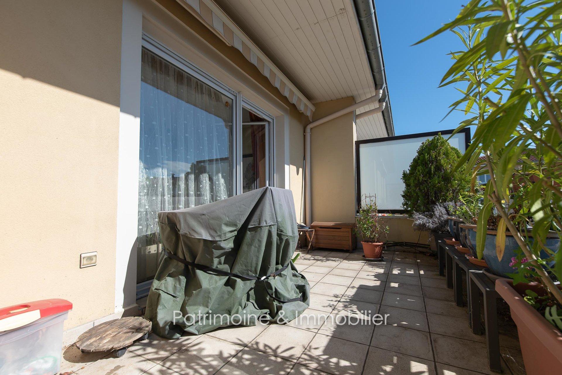 Francheville Bel Air - Dernier étage terrasse - T5 128 m2