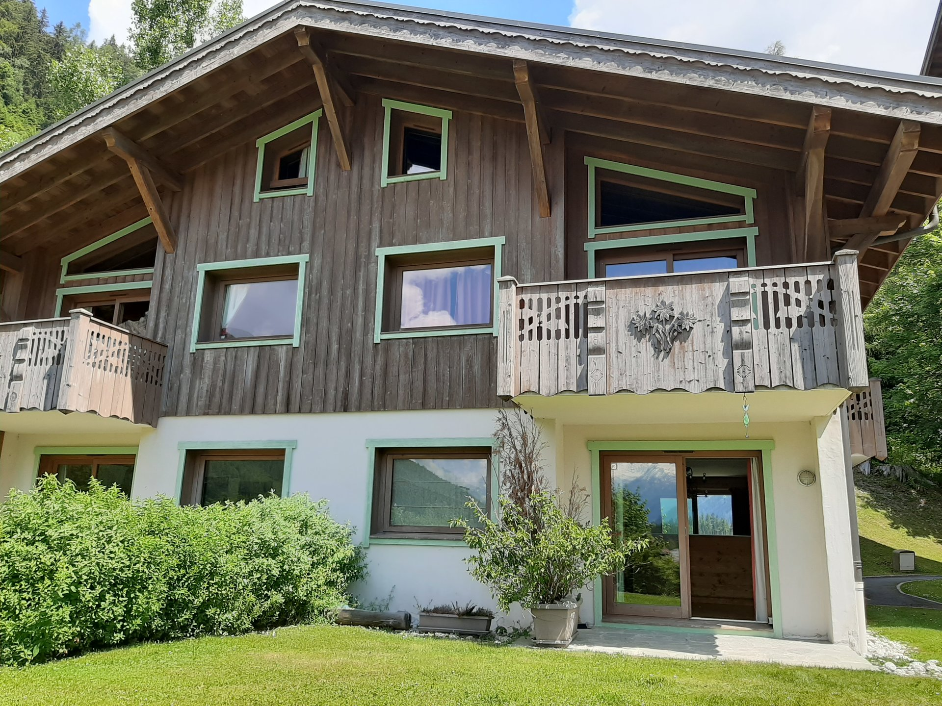 Продажа Квартира - Argentière Montroc