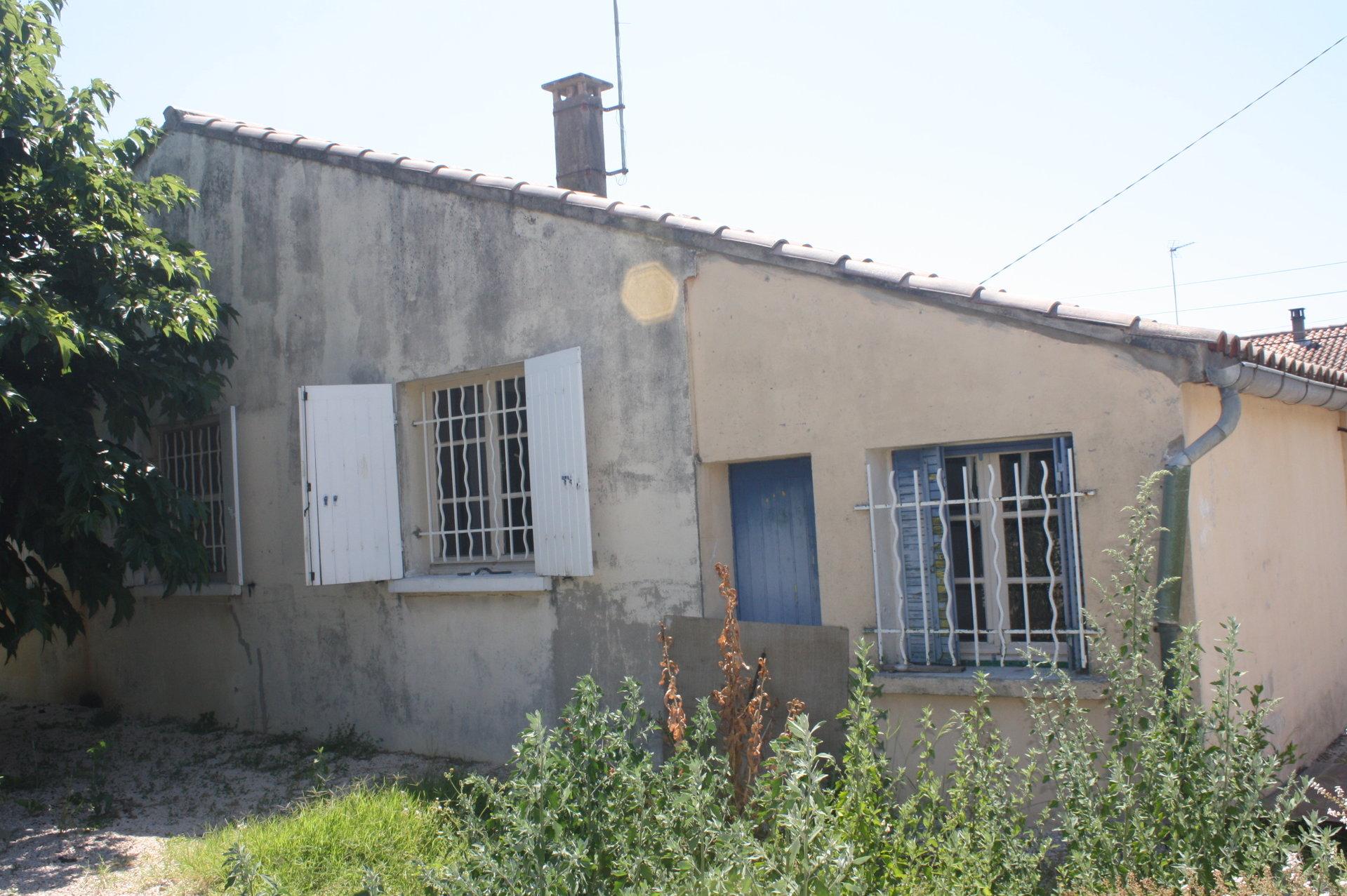 Villa à Saint Etienne du Grès