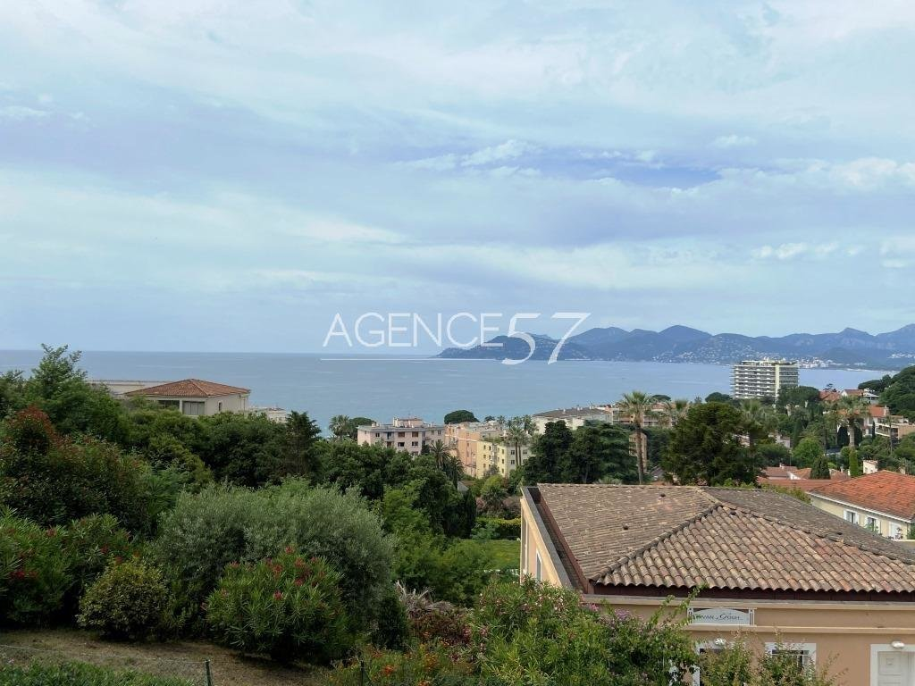 APPARTEMENT 2 PIECES VUE MER CANNES