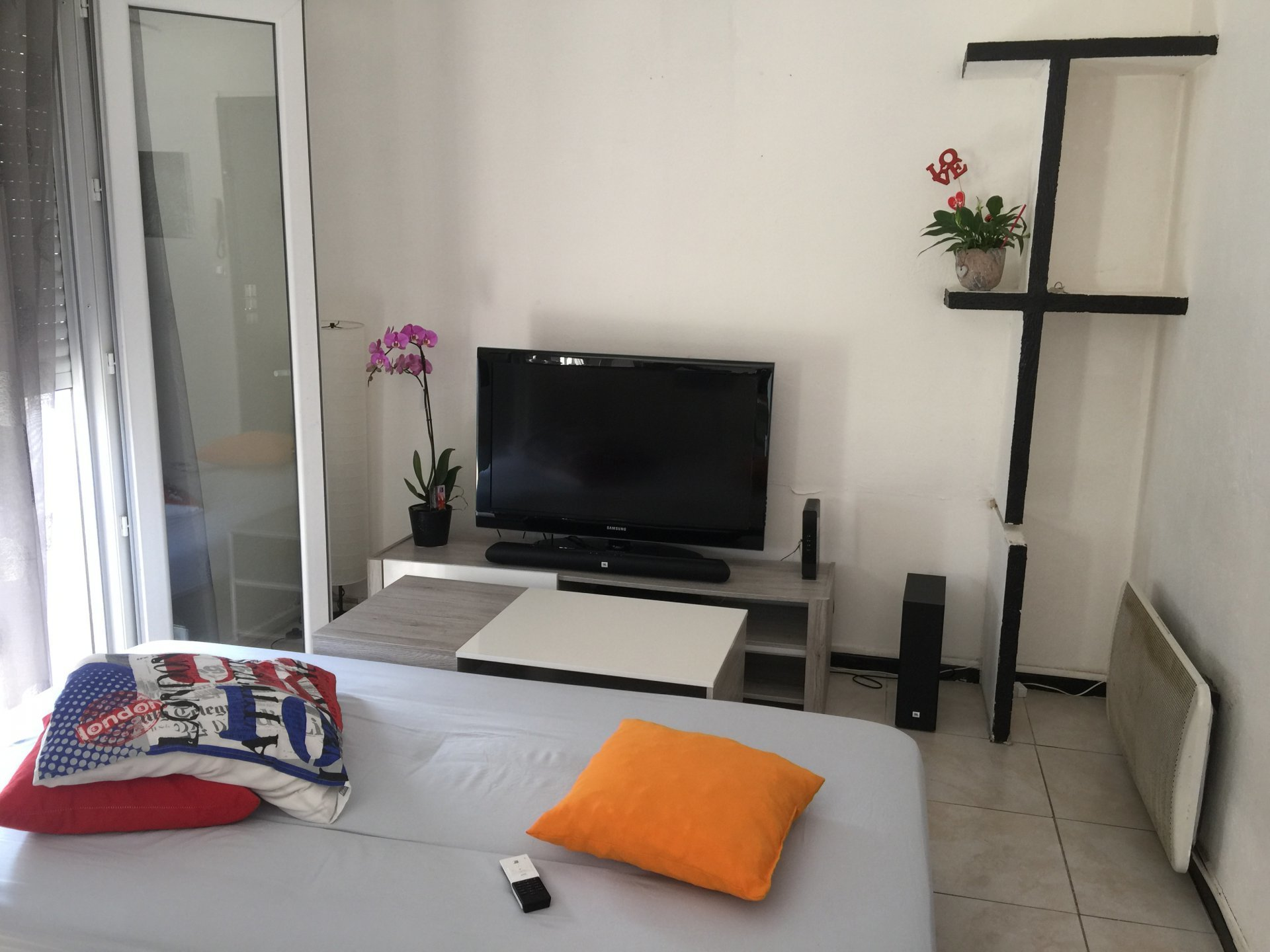 Rental Apartment - Vernet