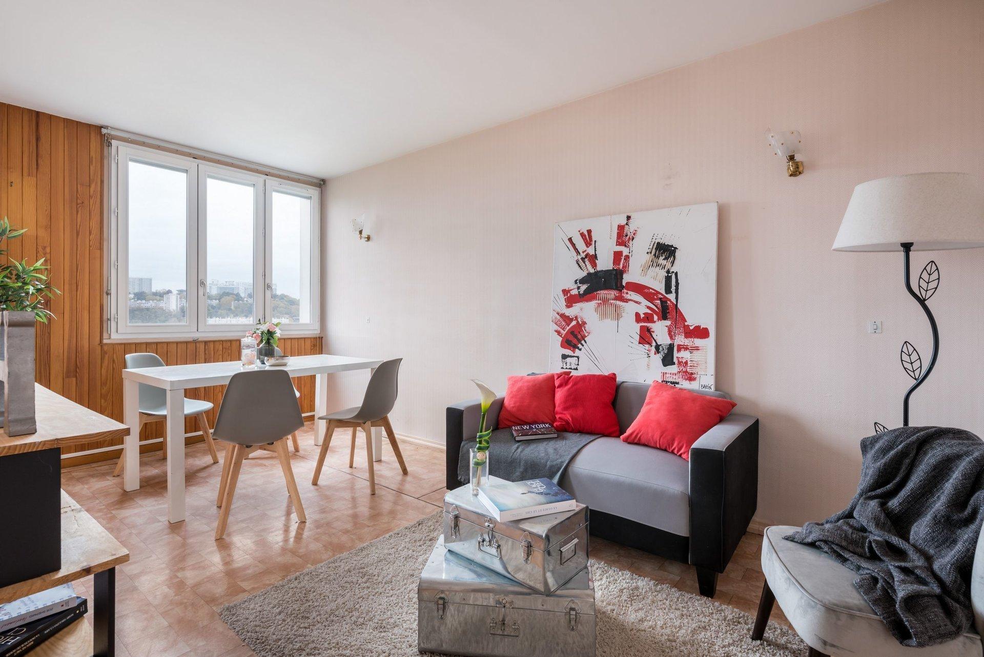 Appartement T3 - Lyon 4