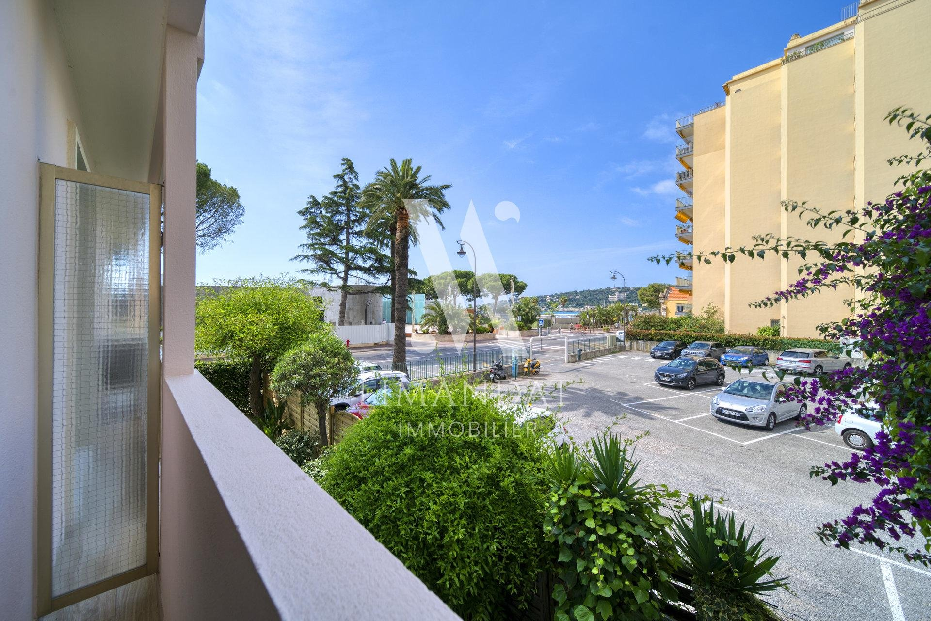 Roquebrune Cap Martin seaside - 3 rooms 52 m2