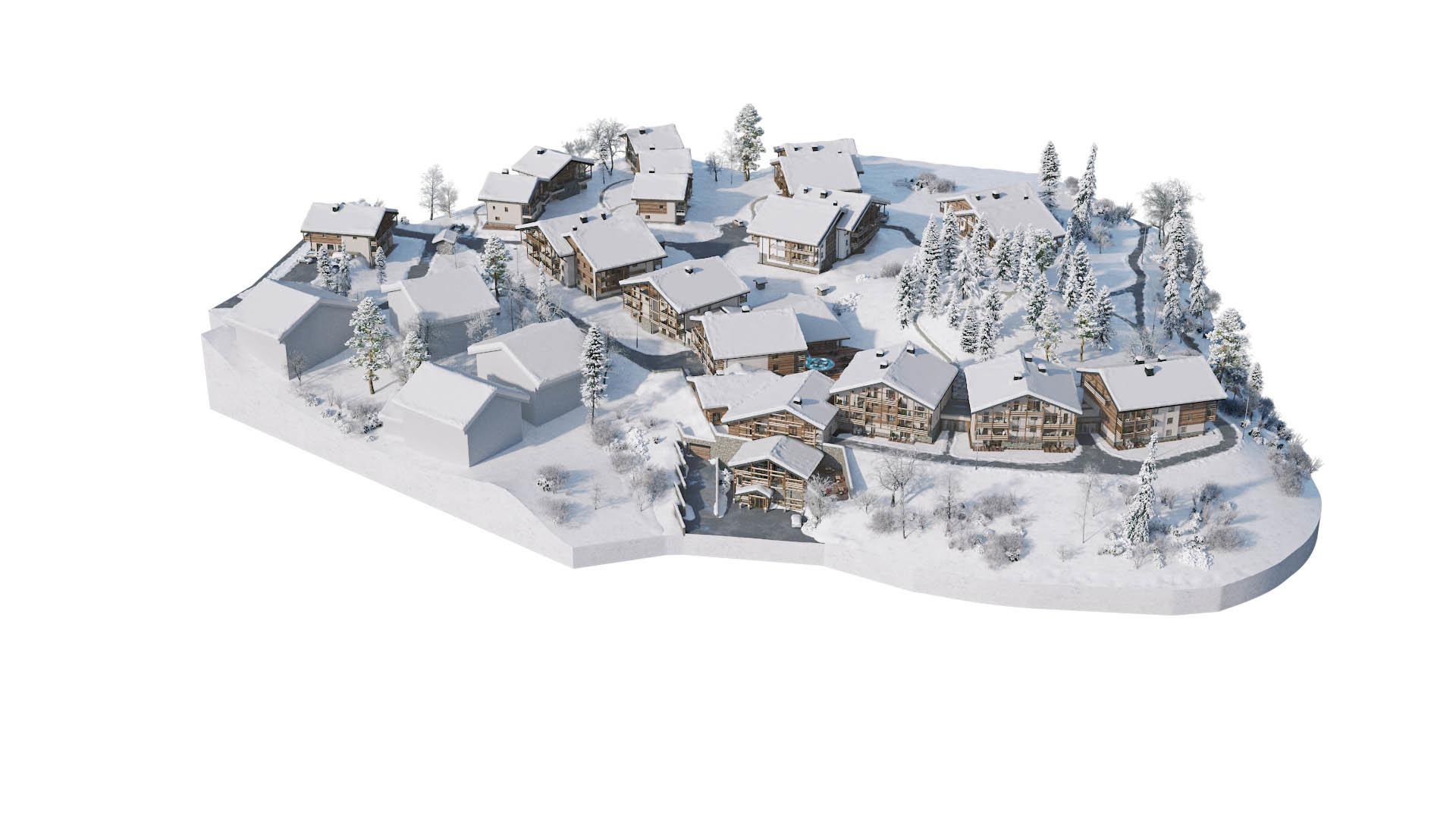 Sale Chalet - Megève