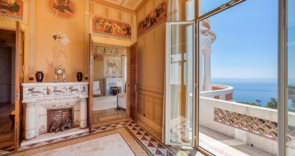 Stunning Belle Époque appartment - Cap d'Ail