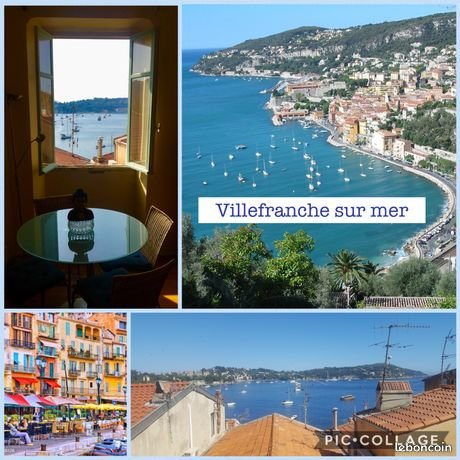 TOP FLOOR VILLEFRANCHE