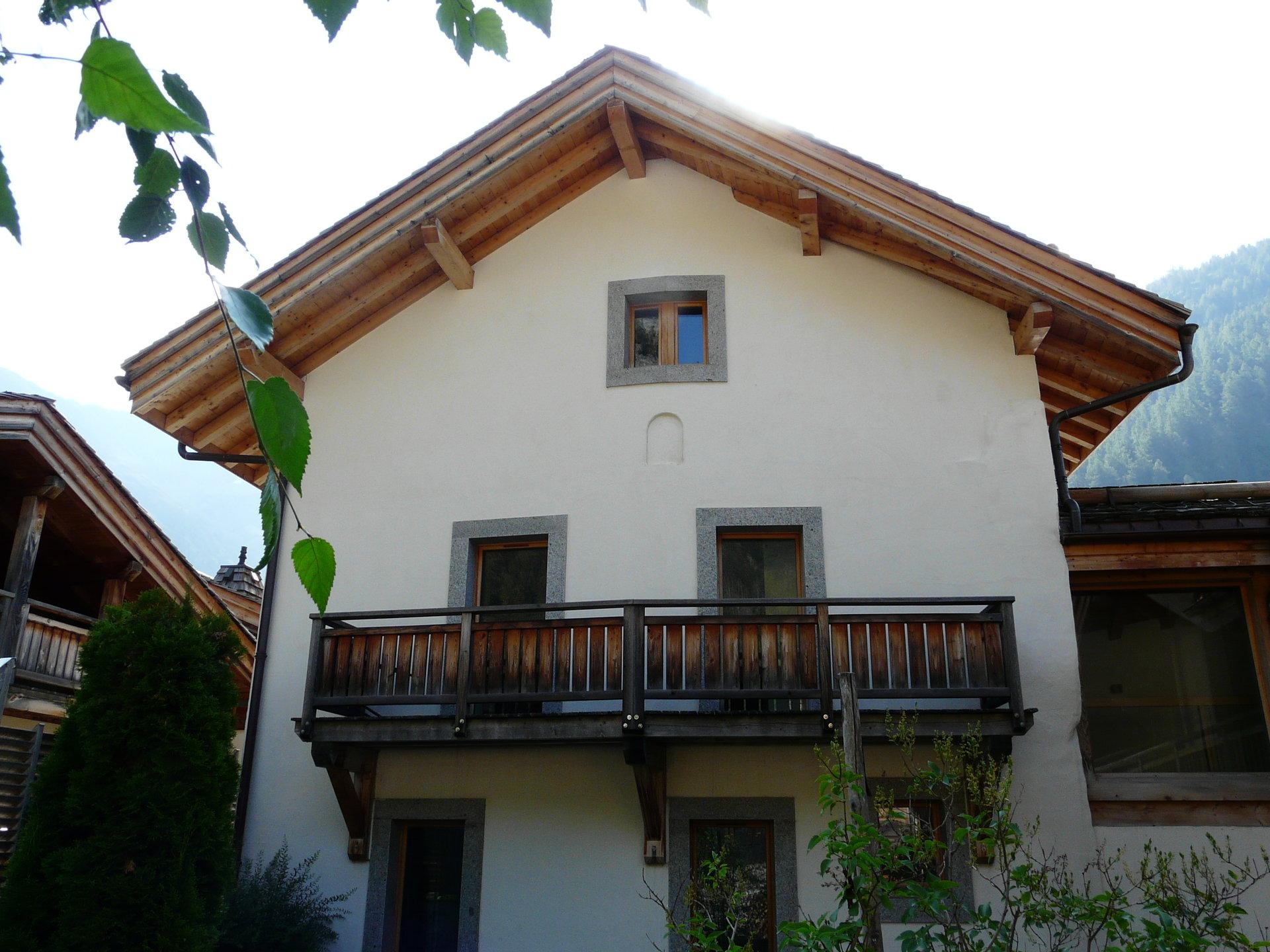 Maison de Village-Grands Montets