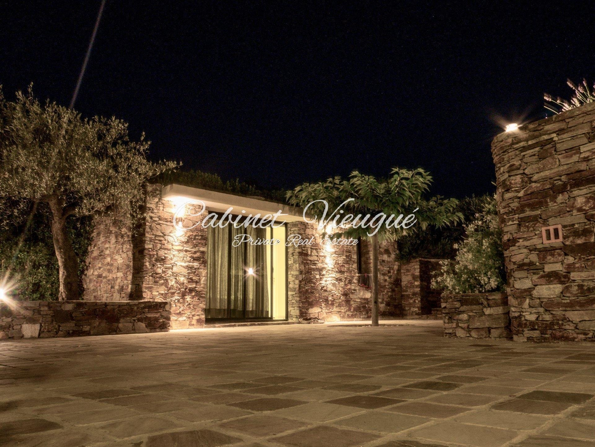Villa vue mer, domaine privé et sécurisé