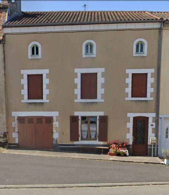 Village House for Sale in Darnac in the Haute Vienne