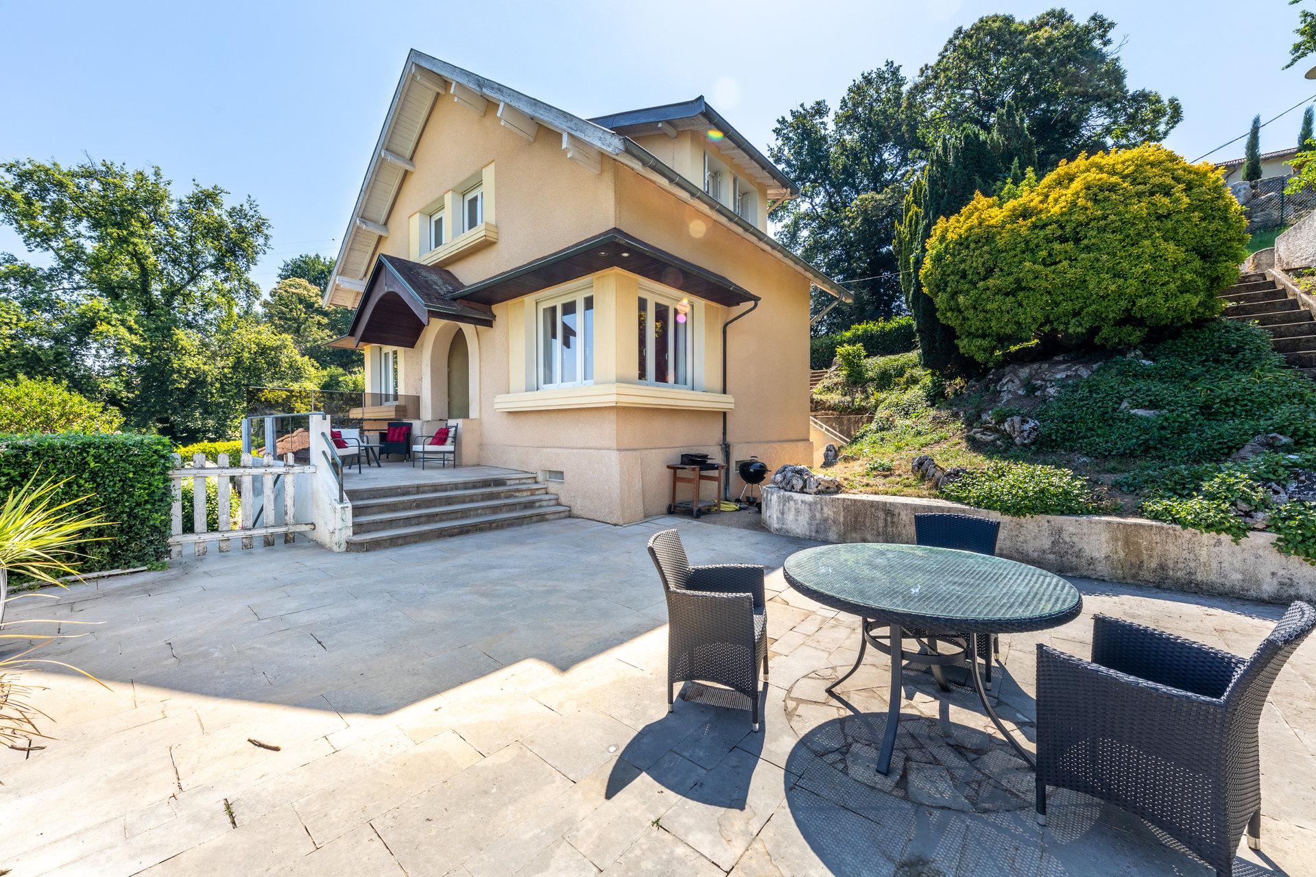 Maison en bord de Saône