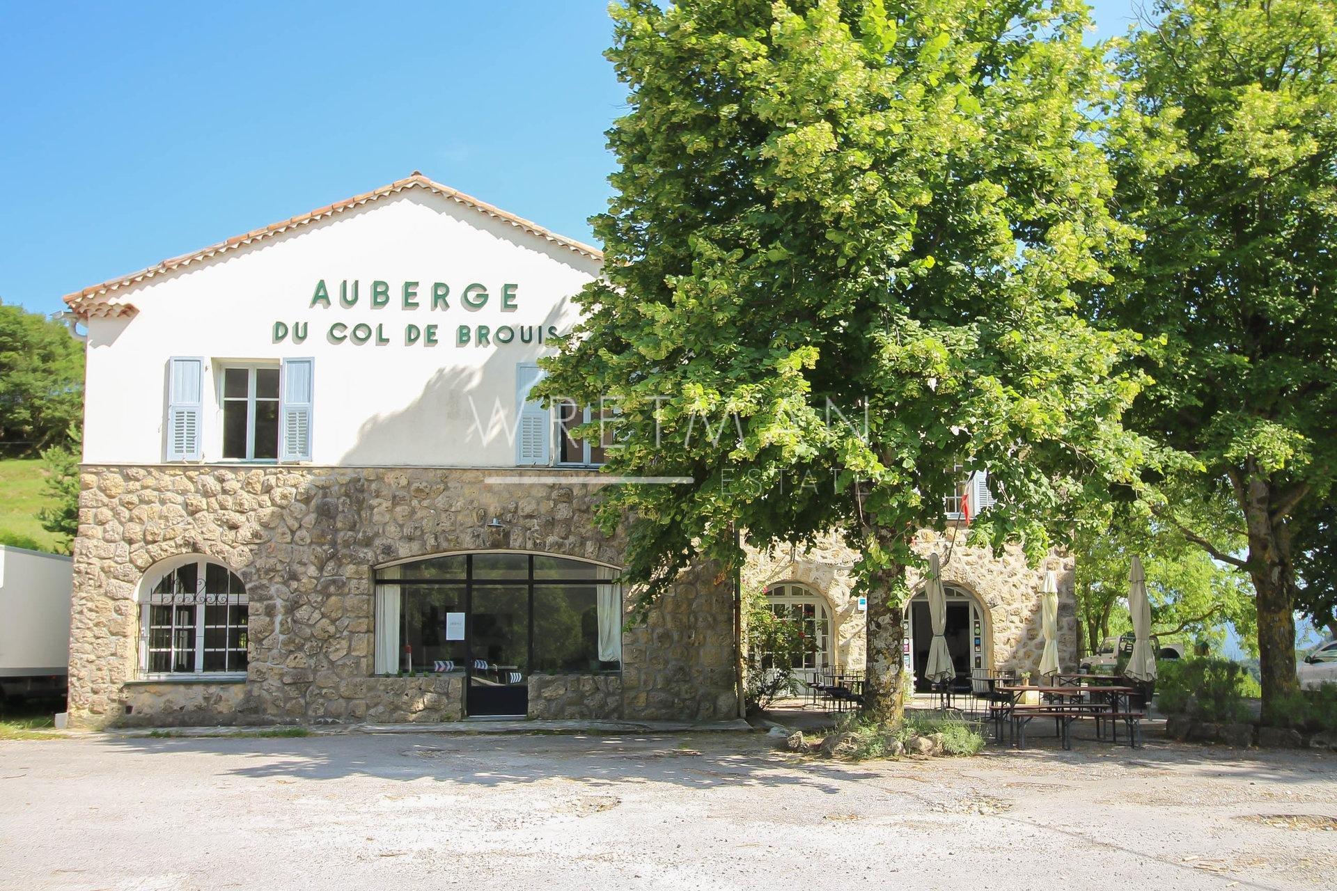 Auberge Col de Brouis - Breil sur Roya/Sospel