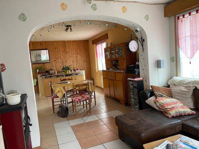 Maison sur sous-sol - Savigné sur Lathan