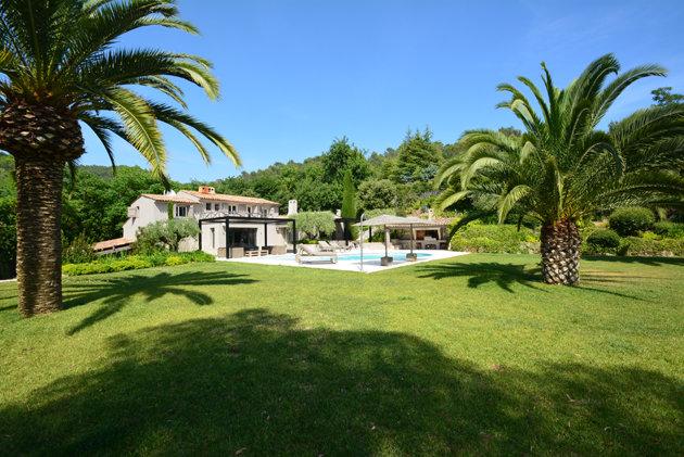 Venta Villa - Mougins - Francia