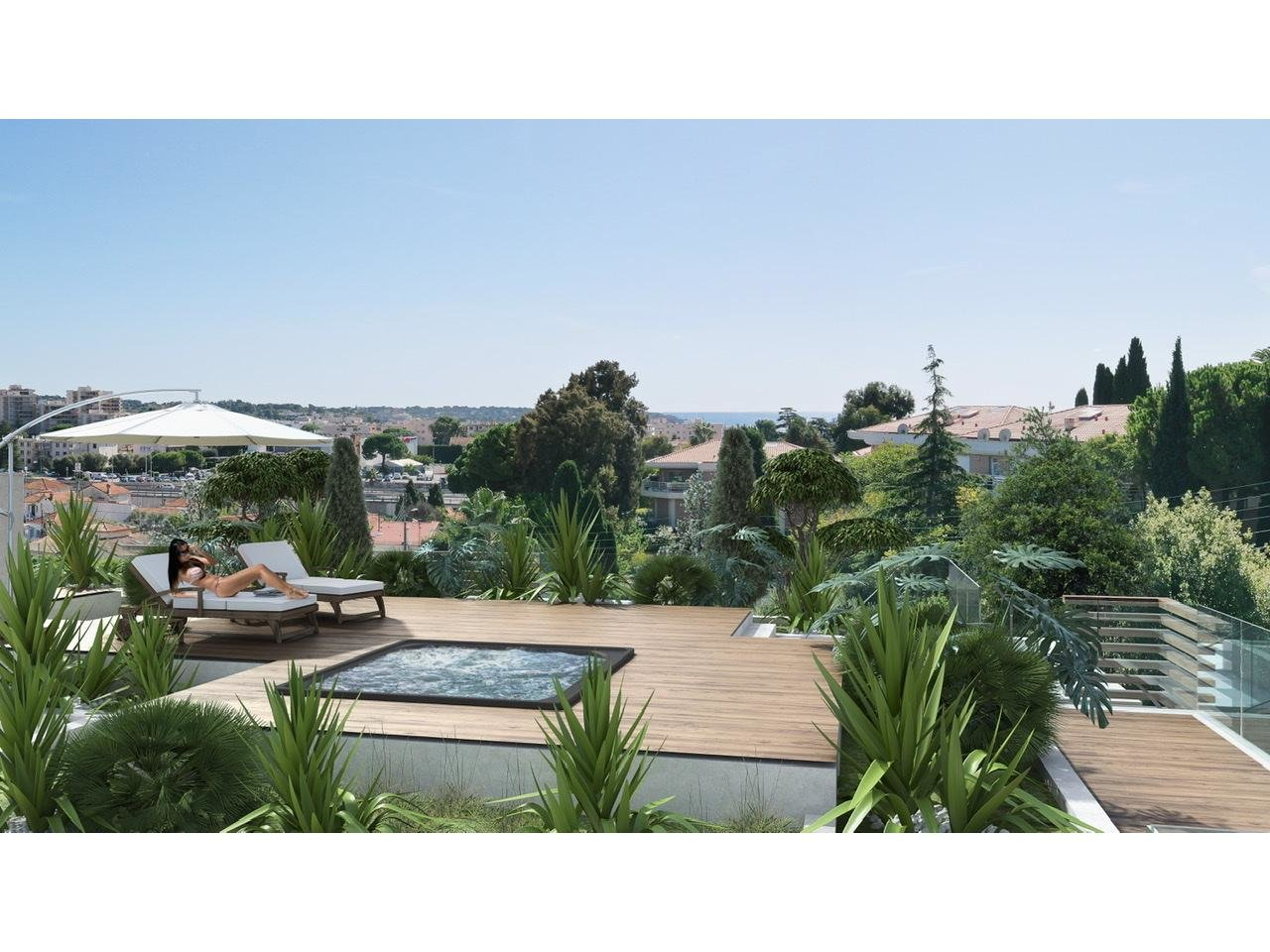 Appartement  3 Rooms 63.51m2  for sale   490 000 €