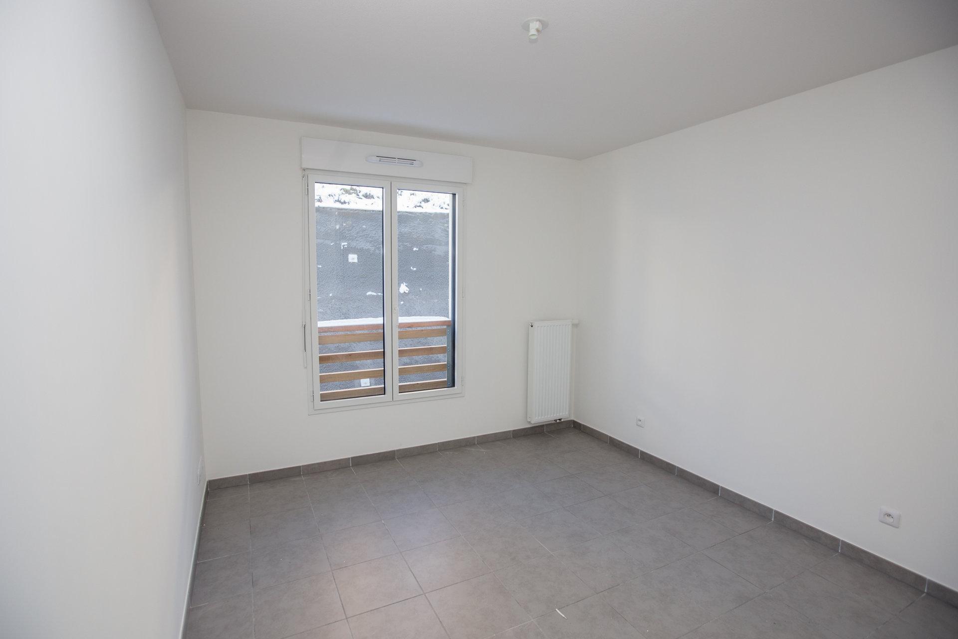 3 pièces 2ème étage résidence Argentera Valberg
