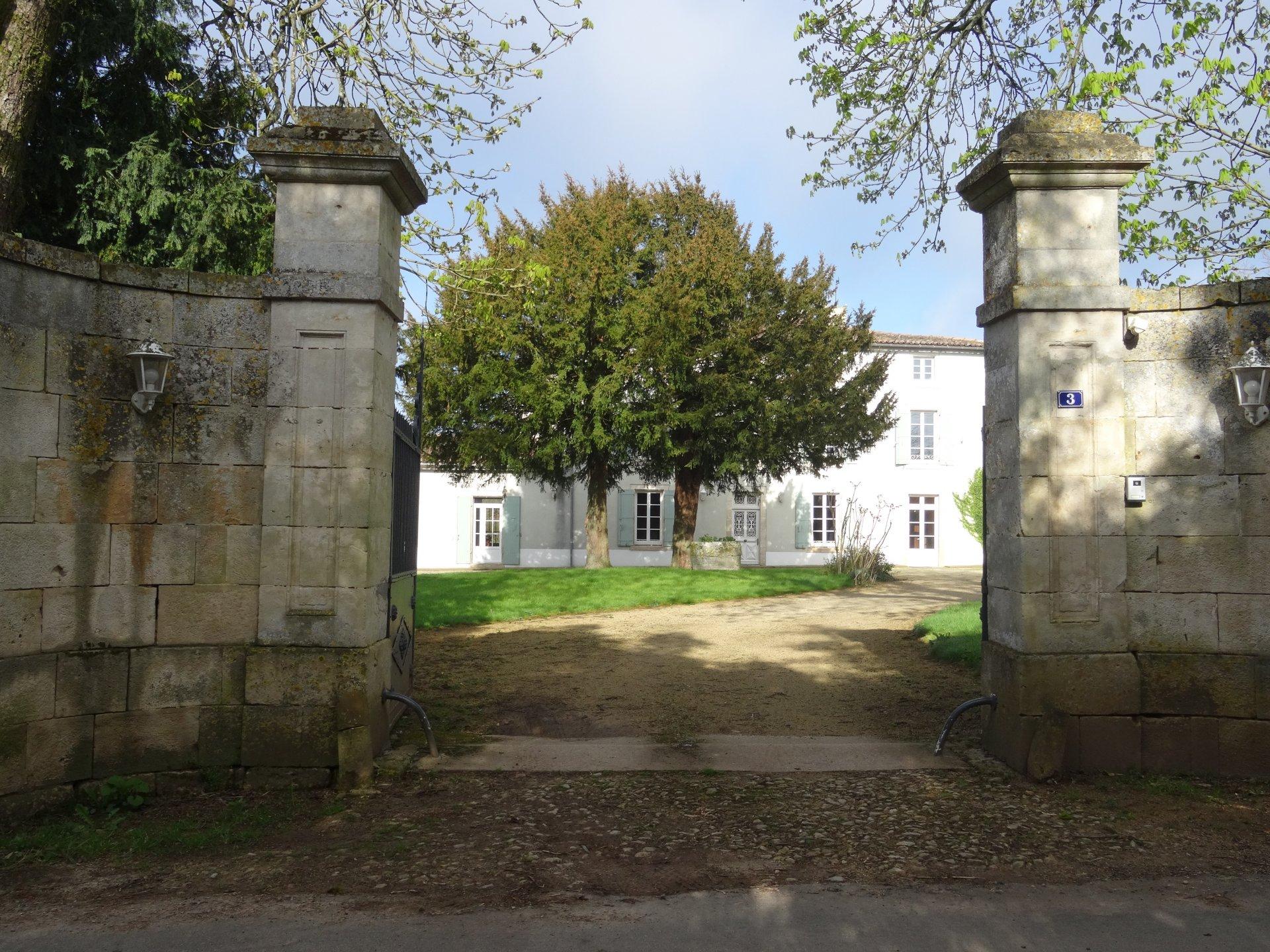 Vente Maison Pamproux